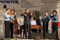 Koncert Hradišťanu v Chrudimi.