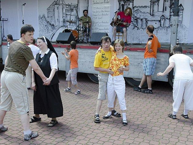 V Domově sociálních služeb ve Slatiňanech se konal tradiční Den otevřených dveří.