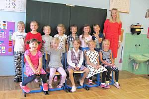 Dnes představujeme prvňáčky ze Základní školy v Bojanově, jejichž třídní učitelkou je Pavlína Chytrá.