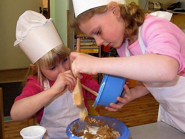 V chrudimských školkách se v průběhu loňského roku učili o zdravém stravování.