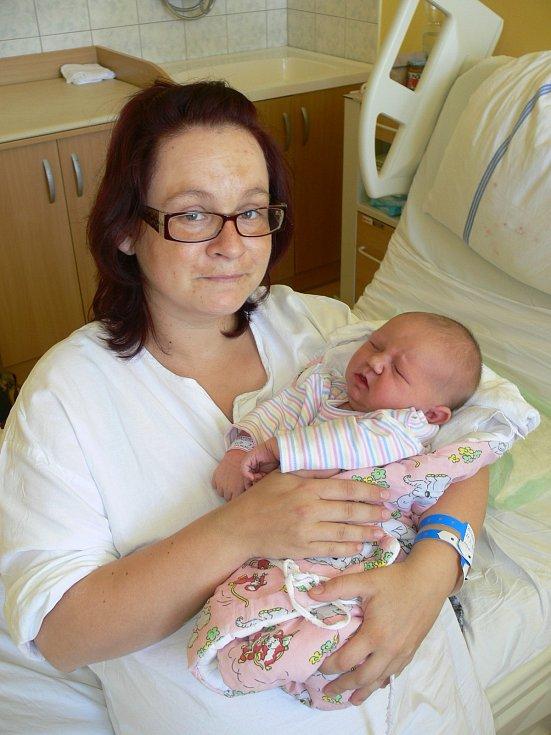 EMA PŘÍHODOVÁ (4,22 kg a 52 cm) – toto jméno vybrali 21.6. v 10:23 pro svou prvorozenou dceru Zuzana a Jiří ze Seče.