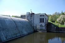Elektrárna Práčov se řadí s výkonem 9,75MW k nejvýkonnějším malým vodním elektrárnám v ČR.