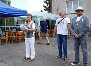 Ve Žďárci u Seče se o víkendu konala dvojice zajímavých akcí