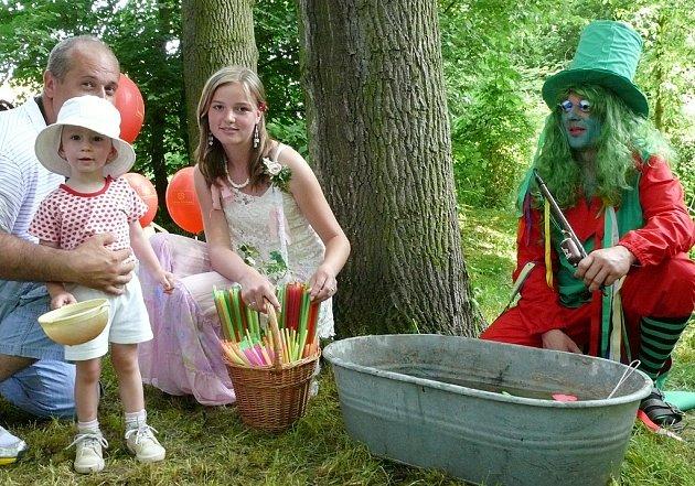 Dětský den oslavili i v Chacholicích.