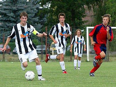 Dorostenci SK Chrudim jsou v divizi.