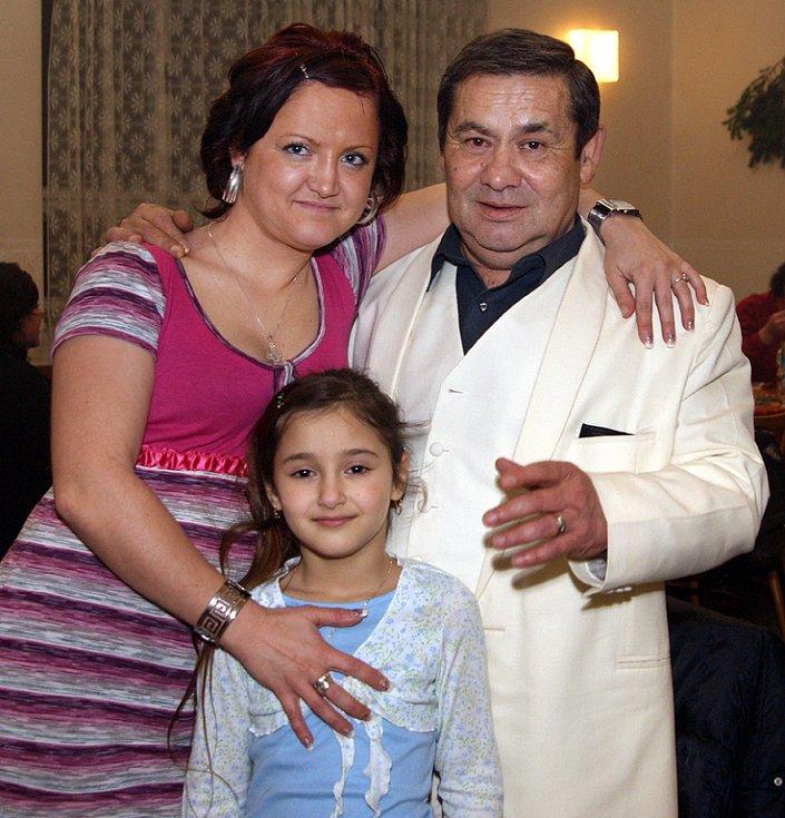 Oslavy Silvestra na Chrudimsku.