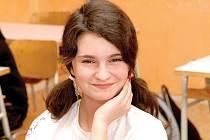 Kristýna Zahradníková: V Třemošnici se mi líbí. Kdybych ale mohla v tomhle městě něco změnit, asi tady postavila cukrárnu. Ta mi v Třemošnici docela chybí.