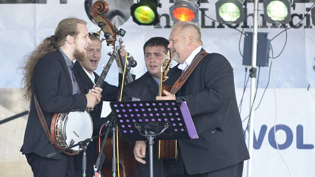 Festival Folk na Lichnici 2014.