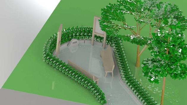 Pomník u Nasavrk má mít tvar padáku