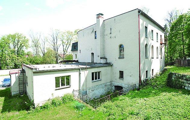 Současná podoba budovy.