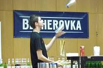 Štěpán Stratílek získal v Kroměříži první místo v kategorii flair.