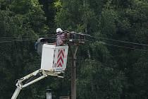 V Seči nešla elektřina, některé lidi to zaskočilo.