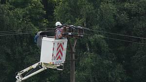 V Seči nešla elektřina