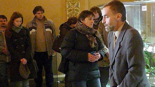 Ve čtvrtek 9.2.2012 byla zahájena v Regionálním muzeu v Chrudimi zajímavá výstava Skrytá tajemství kostelů.