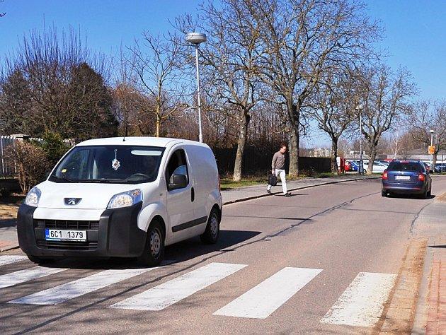 Příliš otrlé řidiče zkrotí nový radar