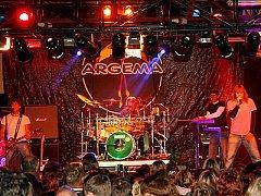 Hudební skupina Argema.