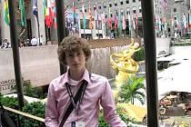 Jakub Losenický strávil jako jediný reprezentant České republiky několik týdnů na Kolumbijské univerzitě v New Yorku při letošním setkání People to People.