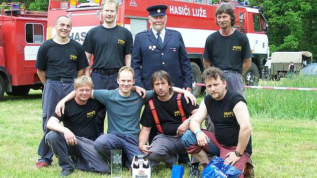 Sbor dobrovolných hasičů Bělá.