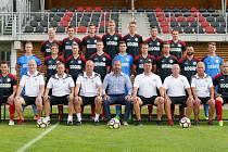 MFK Chrudim. Vítěz České fotbalové ligy 2017/18.