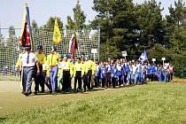 V Hlinsku závodila mládež z hasičských jednot.