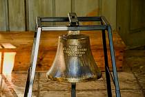 Kaplička v Trpišově má nový zvon