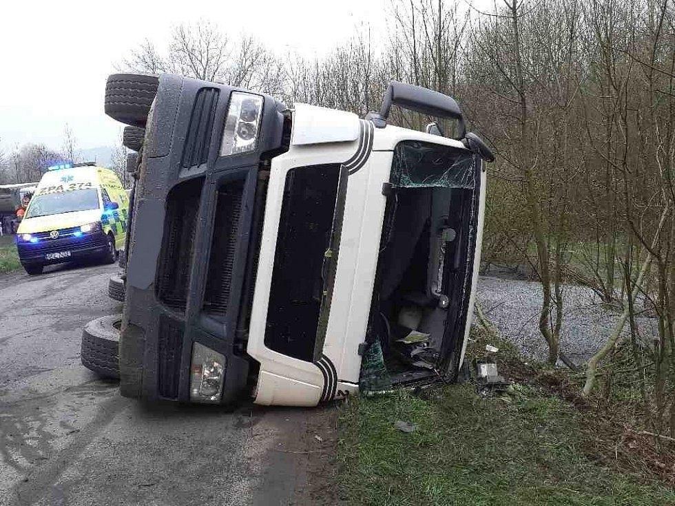 Nehoda u Štěpánova