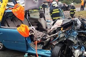 Nehoda v Nasavrkách