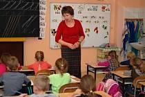 Do první třídy v Základní škole v Třemošnici chodí 13 děvčat a 19 chlapců.