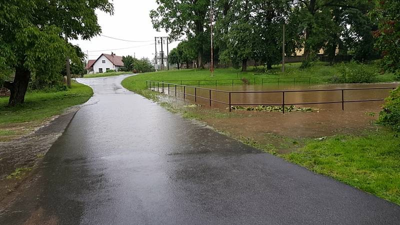 Bojanov je zatopený.
