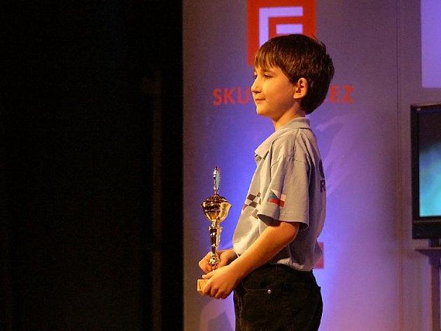Z předáváním cen Nejúspěšnějším sportovcům Chrudimska 2009.