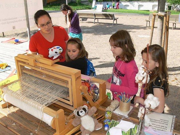 Férový piknik v Chrudimi představil zájemcům fairtrade metodou příjemnou a chutnou.