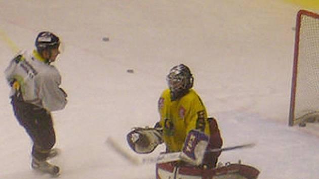 Hlinecký junior Vladimír Saifr.