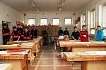 Střední odborná škola a Střední odborné učiliště technické v Třemošnici pořádaly již druhý ročník soutěže  odborných dovedností.