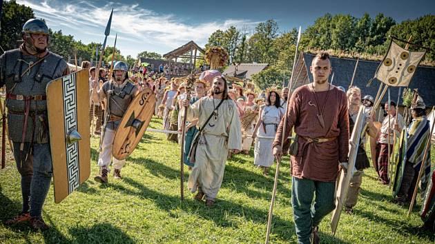Festival Lughnasadslaví 15 let. Chystají se novinky