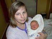 TEREZA MEDUNOVÁ. Z prvorozené dcery se radují Jirka a Maruška z Hošťalovic. Na svět přišla 6.1. v 10:22 s váhou 3,3 kg a mírou 51 cm.