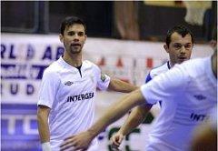 Futsalista Max absolvoval v polských Jelcz-Laskowicích úvodní předzápasový trénink