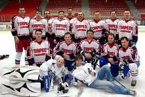 HC Torpedo Pardubice se stal přeborníkem meziokresního hokejového přeboru.