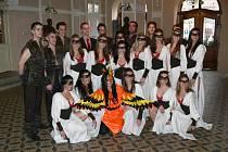 Mezinárodní taneční festival Plesové choreografie a párového tance 2015 pořádaný Svazem učitelů tance ČR ve spolupráci s TŠ Bohémia Chrast.
