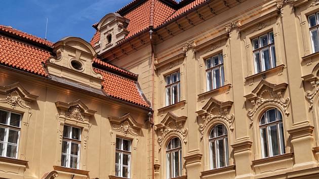 Budova muzea.
