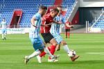 Fotbalové utkání MFK Vítkovice - MFK Chrudim, 19.7.2019