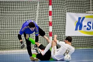 MAX I GÓLMAN TON se zapsali do dějin Mitropa Futsal Cupu tlustou čarou.