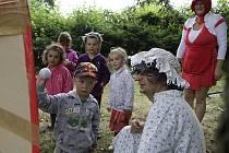 Pětatřicátý ročník tradičního turistického pochodu a cyklojízdy Krajem malířů Vysočiny letos doplnil i pohádkový les pro děti.