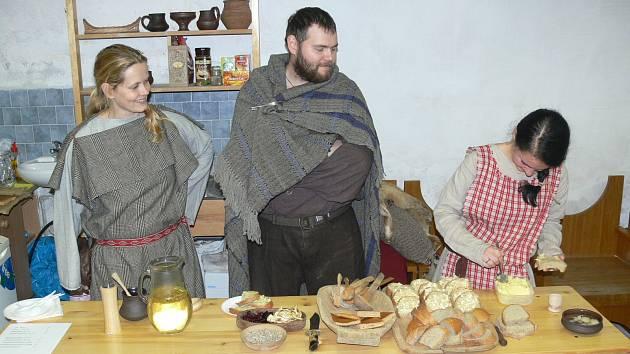 Keltové v Nasavrkách slavili svátek Samhain.