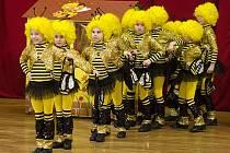 Soutěžní Festival tanečního mládí v Hlinsku 2013.