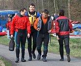 Skauti a vodáci se v sobotu sešli k tradičnímu Odemykání Doubravy, které letos proběhlo již po sedmnácté.