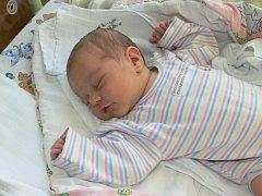 ELIŠKA PROKOPOVÁ (3,58 kg a 50 cm) je od 18.4. od 18:44 po 6,5letém Jáchymovi jméno dalšího miminka Olgy a Davida Prokopových z Heřmanova Městce.