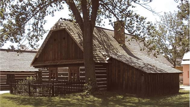 Představujeme hlinecké roubenky: domek č. p. 134 sloužil mimo jiné jako řeznictví.