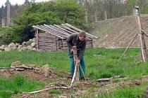 V keltské vesničce bylo během víkendu živo.