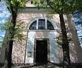 Evangelický kostel v Proseči