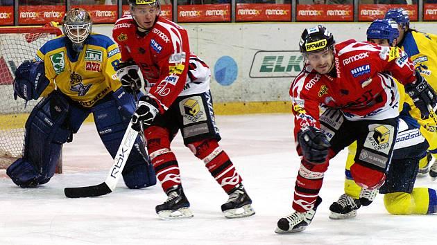 Hokejisté HC Chrudim zvou na den otevřených dveří.